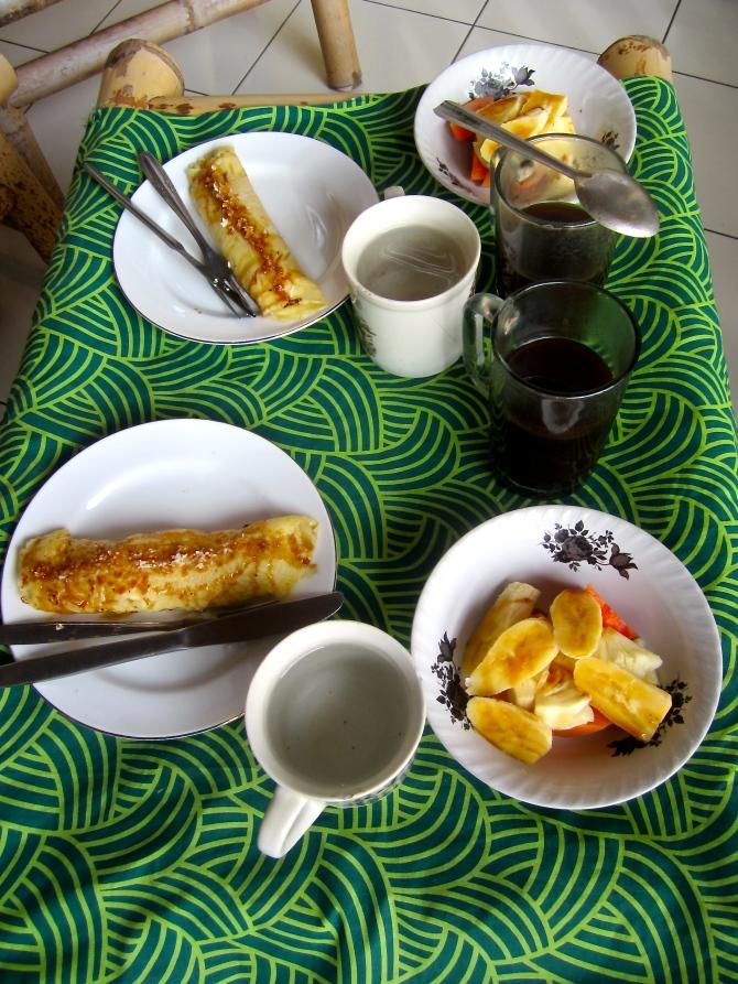 Balinese Breakfast