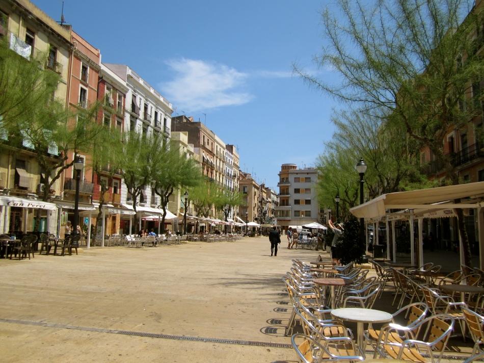 Tarragona Town Square