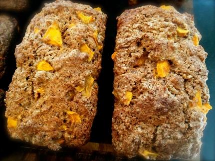 Mexican Mango Bread