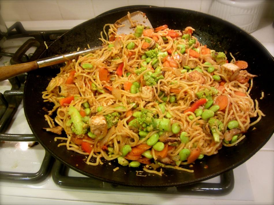 Damn Good Noodles!