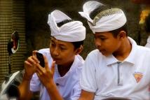 Friends, Bali