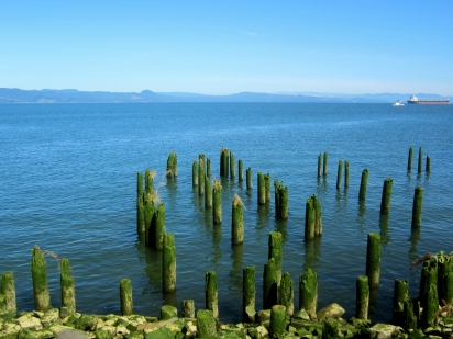 Columbia River, Astoria, Oregon