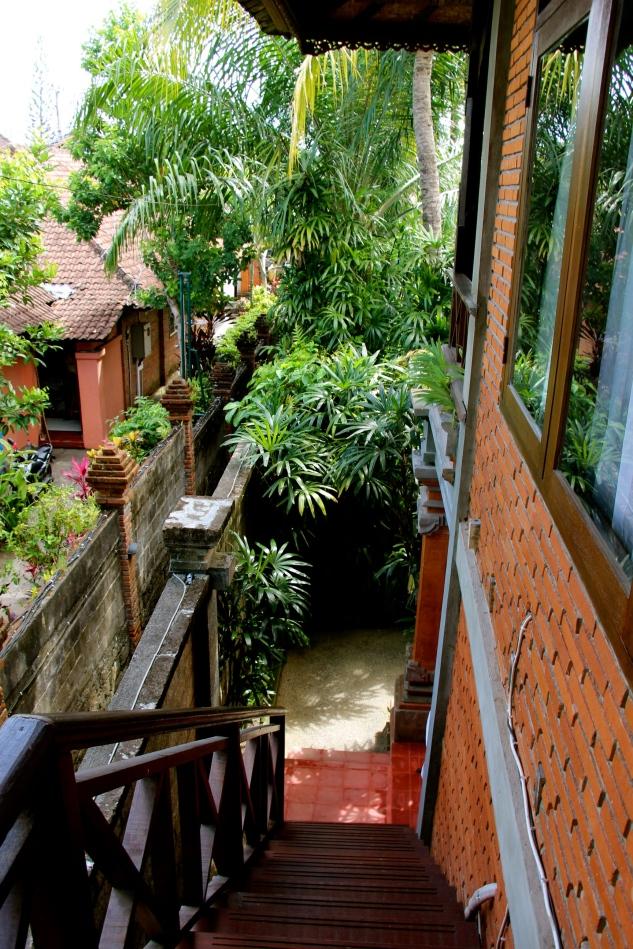 Arjuna House Courtyard