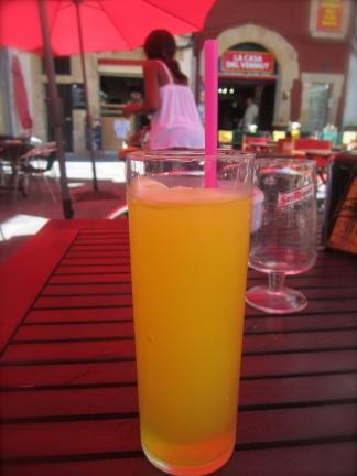 Spanish Lemonade