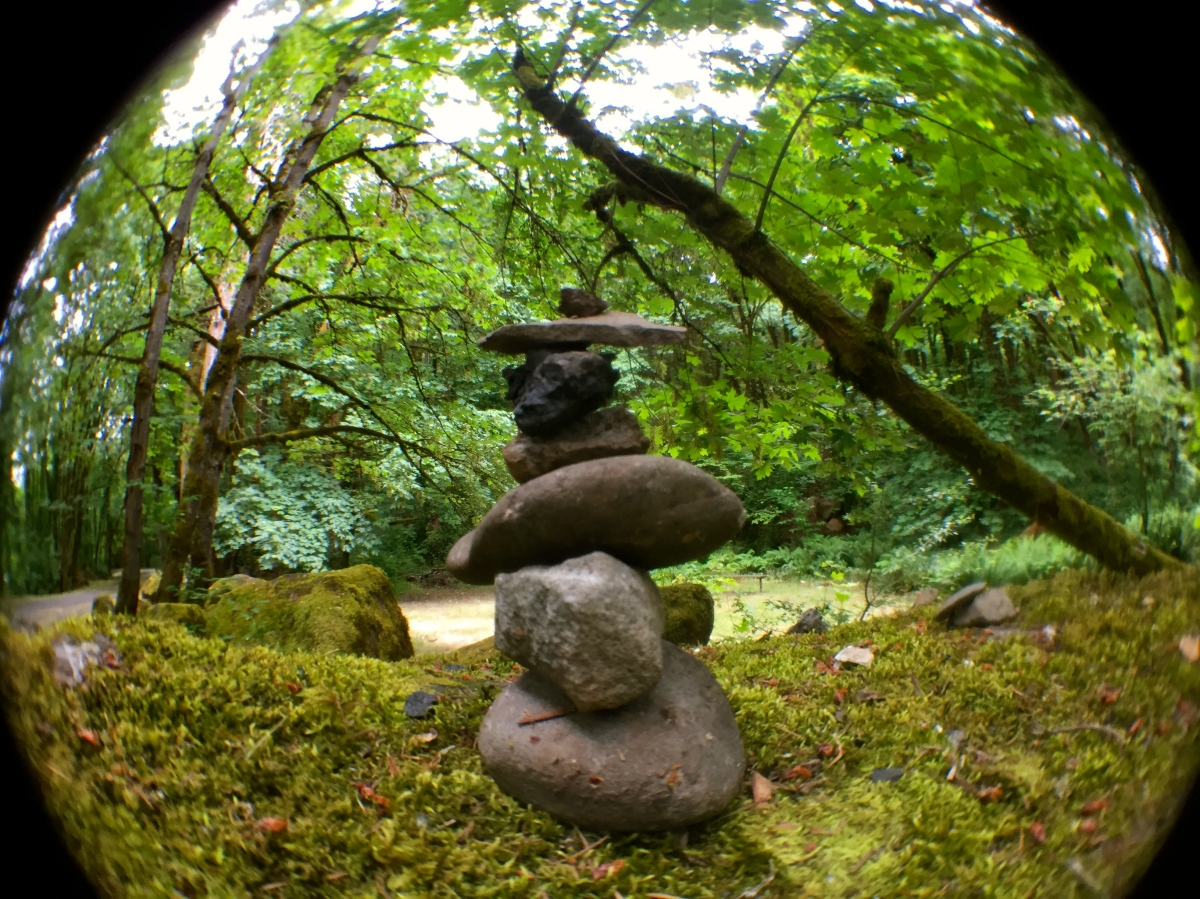Meditation in Moments ... Stacking Stones